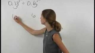 Dividing Decimals - MathHelp.com - Pre Algebra Help