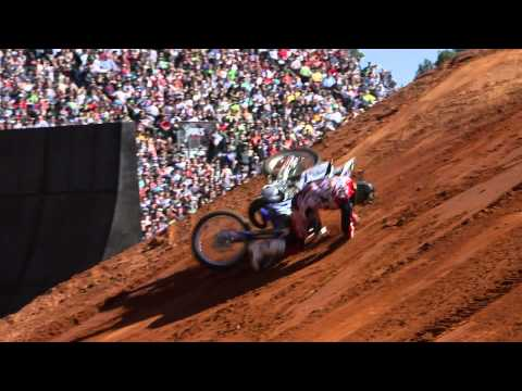 Red Bull X-Fighters World Tour 2014 Pretoria: Action Clip