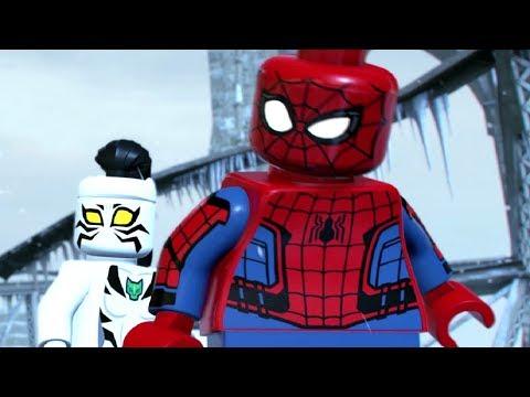 LEGO Marvel Super Heroes 2 - 100% Guide #2 - Avenger's World Tour (All Minikits)