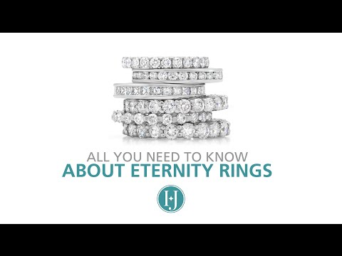 Everything you need to know about eternity rings - Hatton Jewels