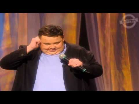 John Pinette - I'm Starving - Food