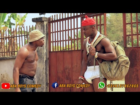 ABA BOYS COMEDY PAMPERS MAN {OLD BUMBOY}