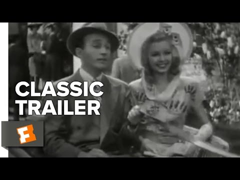 Holiday Inn Official Trailer #1 - Irving Bacon Movie (1942) HD