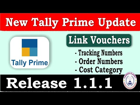 Tally Prime Release 1.1.1 New Tally Update   Download, Install and Activate Latest Tally Version
