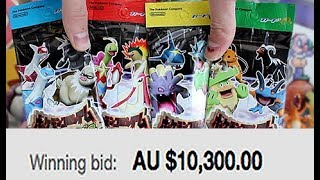 I Sold 2 Pokemon Boosters For $10,300 by Unlisted Leaf