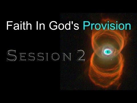Faith In God's Provision