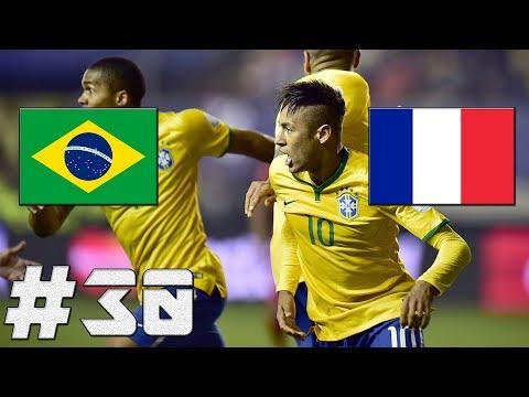 FIFA 17 | Brazílie-Francie | Osmifinále-MS 2018!!! | PART 30 | XBOX ONE | CZ/SK