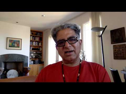 Deepak Chopra: Is Perception of Reality Truly Reality?