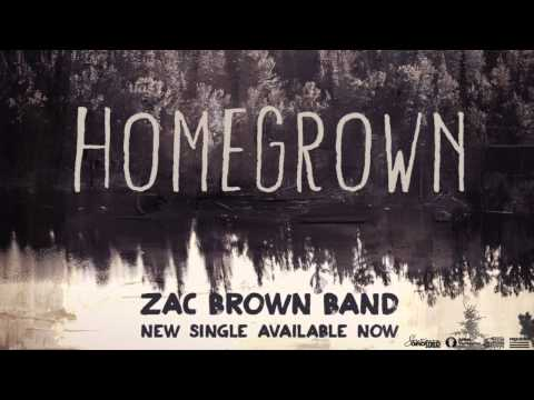 Zac Brown Band - Homegrown - Available Now
