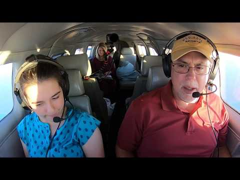 PA46 Piper Malibu - ILS Approach With Garmin G500 TXi At KISM