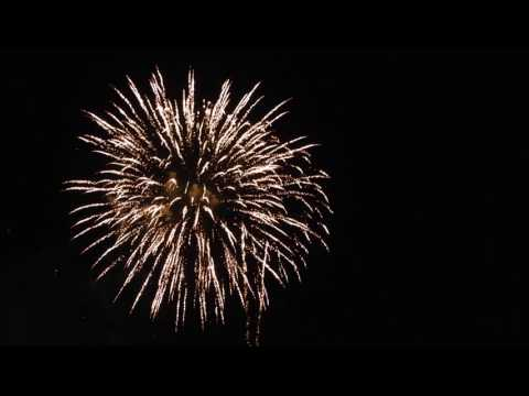 Fireworks Black & White Night 2017