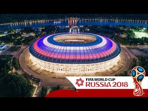 Những điều bạn cần biết về 12 SVĐ tại World Cup 2018