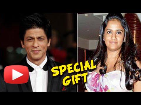 Shahrukh Khan's Special Birthday Gift for Arpita K