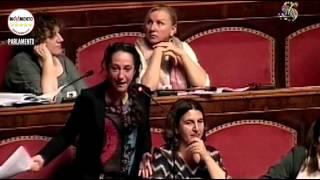 Legge Boccadutri in Senato, Taverna (M5S)