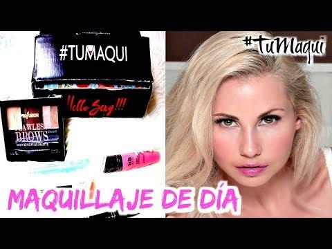 Dietas para adelgazar - TuMaqui Beauty Box [Que Es] + Maquillaje de Día Natural Fácil y Rápido