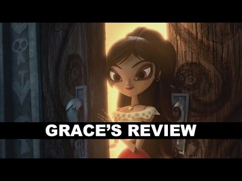 review trailer - The Book of Life movie review! Beyond The Trailer host Grace Randolph shares her review aka reaction today for this 2014 movie! http://bit.ly/subscribeBTT The Book of Life Movie Review. ...