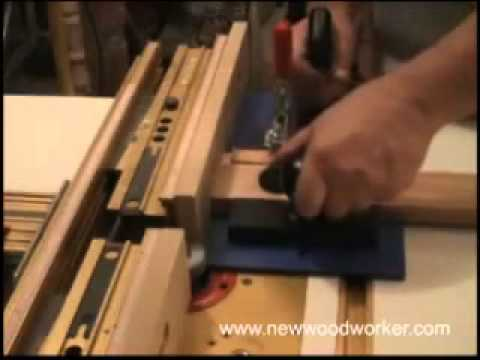 Rockler Rail Coping Jig Review: NewWoodworker