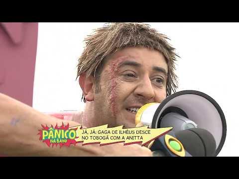 Знакомство с бразильским телевидением нужно начинать с этого ролика