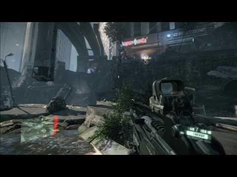 Crysis 2 Semper Fi Gameplay