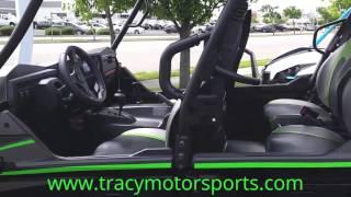 10. For sale: 2016 Kawasaki Teryx4 LE