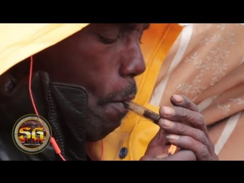 crack - http://www.streetgangs.com/features/050613-homeless-cocaine-crack Keith, 46, has been addicted to crack cocaine for 12 years and lives in a make-shift tent o...