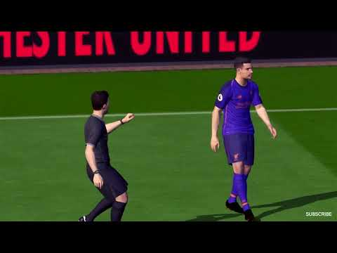Manchester United Vs Liverpool   ICC 28 July 2018 Gameplay