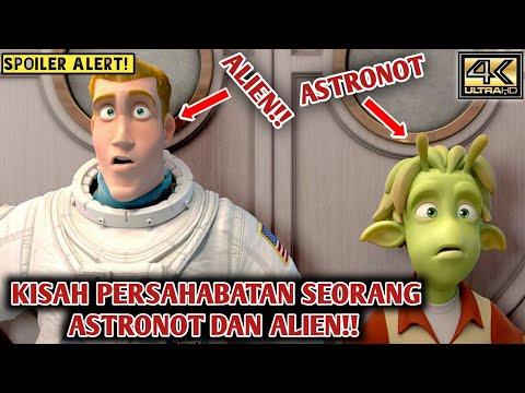 PERSAHABATAN SEORANG ASTRONOT DENGAN ALIEN !! Alur Cerita Film Planet 51 (2009)   MovieRstis