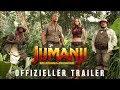 JUMANJI: WILLKOMMEN IM DSCHUNGEL - Trailer E - Ab 21.12. im Kino!
