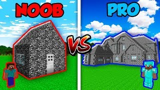 Video Minecraft NOOB vs. PRO: MODERN BEDROCK HOUSE in Minecraft! AVM Shorts Animation MP3, 3GP, MP4, WEBM, AVI, FLV Juni 2019