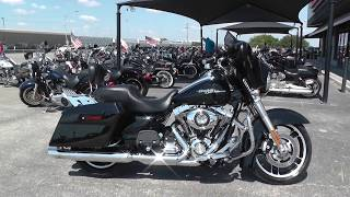 10. 664270 - 2010 Harley Davidson Street Glide   FLHX - Used motorcycles for sale