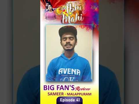 Abhi weds Mahi fans' review -Sameer Malappuram | Episode 41