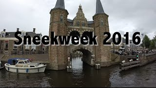Sneekweek 2016 Aftermovie - JC AES