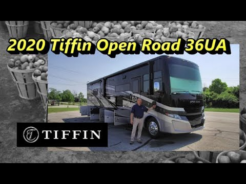 NEW 2020 Tiffin Allegro Open Road 36UA | Mount Comfort RV