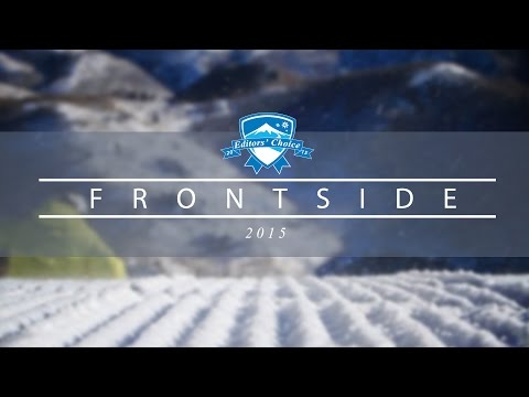2015 Best Men's Frontside Skis