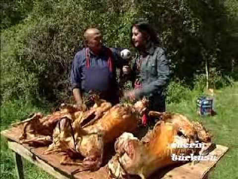 Kuyu Kebap / Kastamonu Pit Oven Kebab - Ellerin Türküsü Kanal B