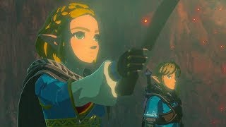 Zelda: Breath of the Wild Sequel Reveal Trailer! (E3 Nintendo Direct)