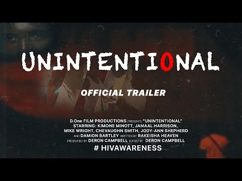 Jamaican Movie UNINTENTIONAL ( Official Trailer)