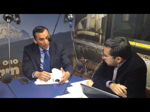 Entrevista con Bruno Gibrán Morán, Subcontralor de Responsabilidades y Situación Patrimonial, Ayuntamiento de Puebla.