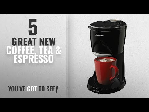 Top 10 Sunbeam Coffee, Tea & Espresso [2018]: Sunbeam Hot Shot Hot Water Dispenser 16 oz, Black,