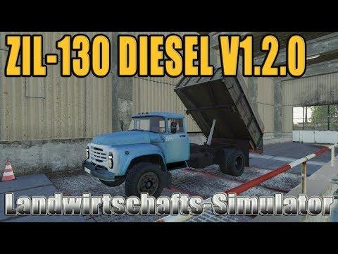 ZIL-130 Diesel v1.2.0