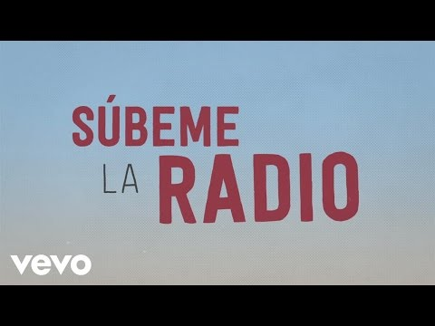Subeme La Radio Lyric Video [Feat. Descemer Bueno, Zion & Lennox]