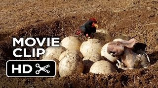 Walking With Dinosaurs 3D Movie CLIP - Eggs Hatching (2013) - CGI Movie HD