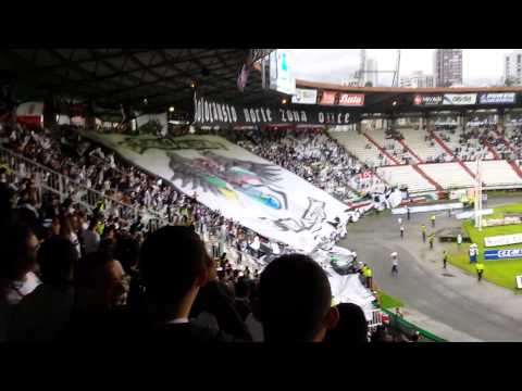 Once Caldas vs Atlético Nacional 22/11/2014 - Holocausto Norte - Once Caldas