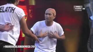 Video Maharaja Lawak Mega 2013 - Minggu 4 - Persembahan Shiro MP3, 3GP, MP4, WEBM, AVI, FLV Desember 2017