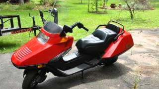 3. 2005 Honda SCOOTER HELIX CN250 for sale in Onalaska, TX
