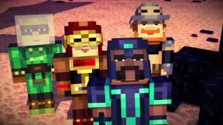 Video Youtube de Minecraft: Story Mode