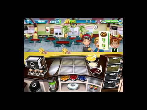 Cooking Fever [iPad Gameplay] Bakery Level 36