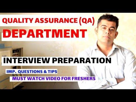 QUALITY ASSURANCE (QA) I INTERVIEW PREPARATION I HINDI