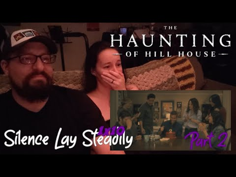 The Haunting of Hill House REACTION FINALE: Silence Lay Steadily Part 2
