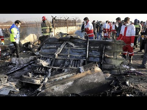 Téhéran admet avoir abattu l'avion ukrainien par erreur